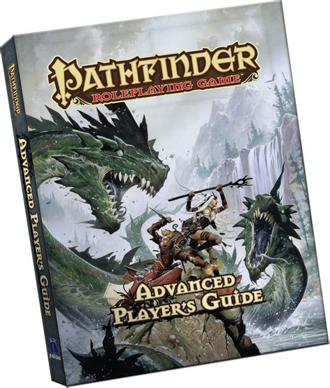 pathfinder roleplaying advanced player s guide pathfinder rollespill pathfinder roleplaying