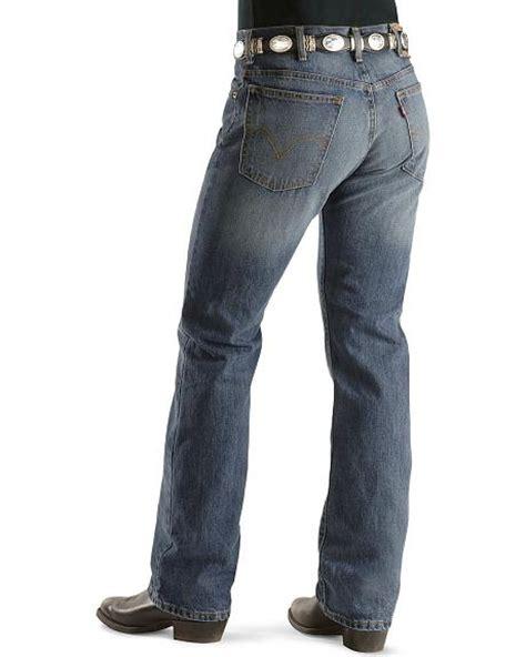 sheppler levis 517 strech com levi s 174 517 jeans blue ice slim fit boot cut jeans
