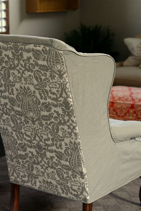 best 25 wingback chair covers ideas on