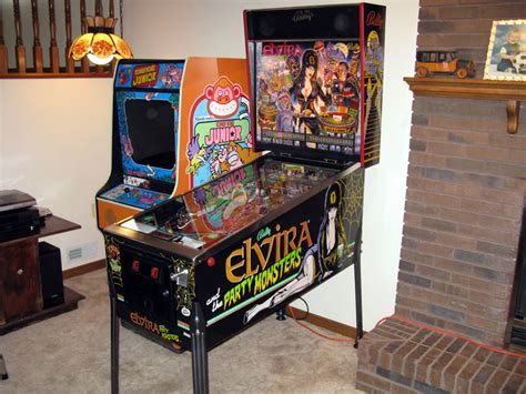 elvira   party monsters  bills classic arcade