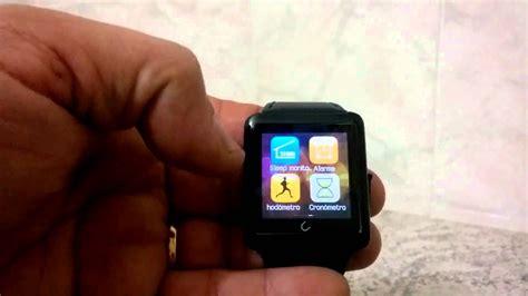 Smartwatch U10 Smartwatch U10 Rel 243 Gio Smart Para Android E Iphone