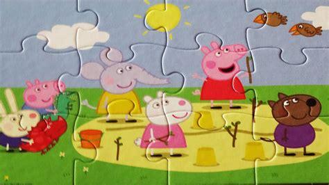 tappeto puzzle peppa pig puzzle peppa pig jigsaw puzzles rompecabezas jumbo