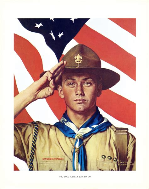 boy scouts of america careers unam sanctam catholicam not abandoning the boy scouts of