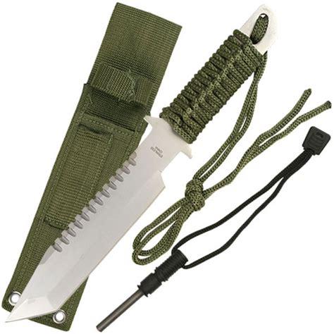 porto d armi costo totale knife coltello da caccia survivor 6280 acciarino fuoco