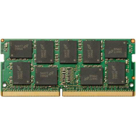 Memory Hp V 16gb hp 16gb ddr4 2133 mhz so dimm memory module smart buy v1d59ut