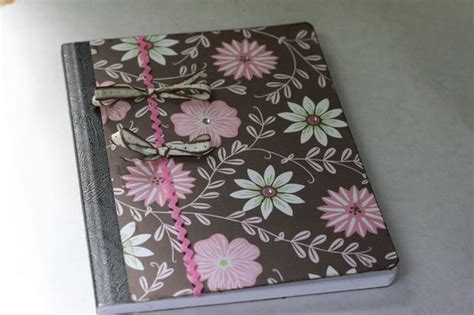Decorating Journals Ideas How To Decorate A Composition Journal 10