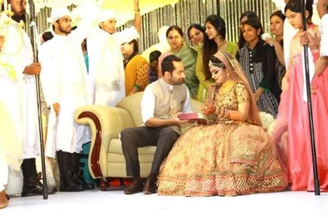 actor fahad fazil height malayalam actor fahad fazil and nazriya nazim marriage