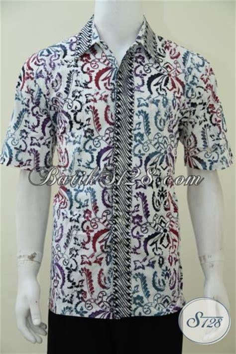 Harga Baju Pria Baju Batik Pria Elegan Mewah Berkelas Harga Terjangkau