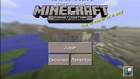 full version of minecraft on android descargar minecraft pe 0 14 0 para android build 1 2016