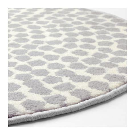 teppich rund 80 cm teppich bodenbel 228 ge teppich rund weiss gemustert