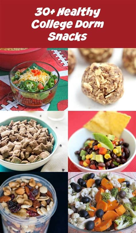 room snacks 30 easy healthy college room snack recipes jeanette s healthy living