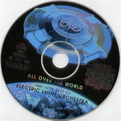 electric light orchestra all the world the
