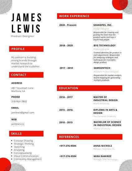 Resume 9y Vpjk by Customize 397 Creative Resume Templates Canva