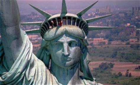 televideo la statua della libert 224 diventa hi tech