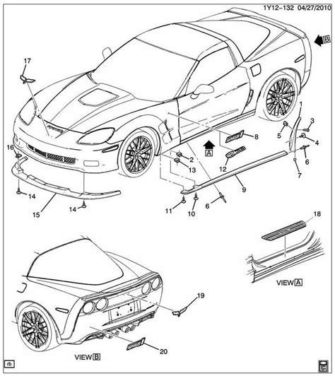 c6 corvette parts 2006 corvette electrical diagrams html autos post