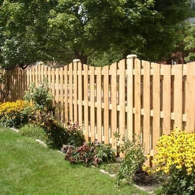 25 best ideas about fence styles on front