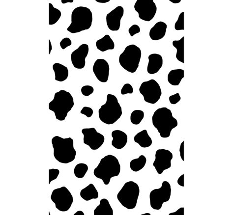 cow pattern vector art cow print vector free 123freevectors