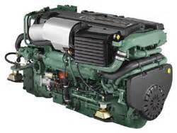 Volvo Marine Diesel Volvo Penta D9 A Big Horsepower Marine Diesel Engine