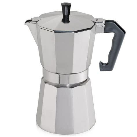cilio espresso cilio espressokocher quot aluminium classico quot induktion marken