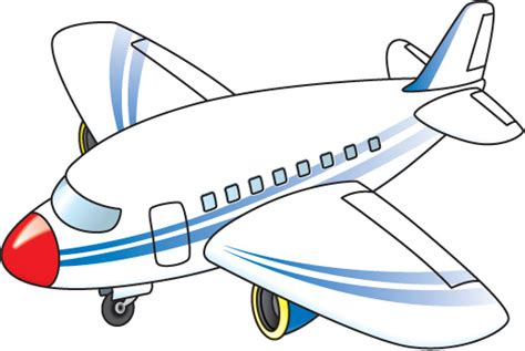Clipart Of Plane airplane plane clip at vector clip free clipartwiz