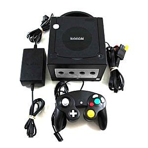 gamecube console for sale nintendo gamecube black system console used