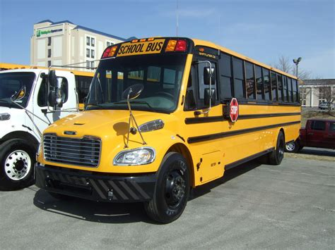 Image Gallery new school buses in 2016