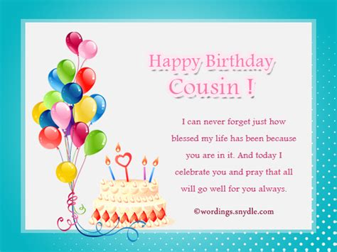 Happy Birthday Wishes For Cousin Happy Birthday Dear Cousin Www Pixshark Com Images