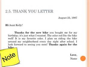Thank You Letter To Parents On My Birthday 3 Letter Writing