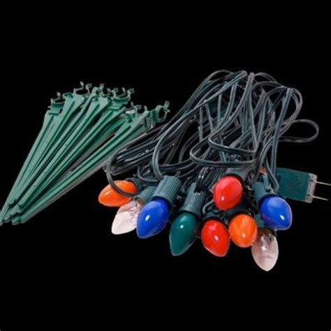 Electric Pathway Lights by Lumabase Multicolor Electric Pathway Lights String Set Of