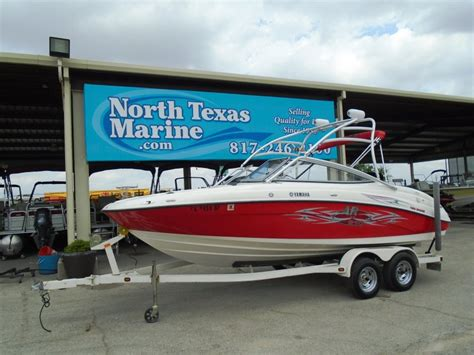 yamaha boats for sale in texas yamaha ar210 boats for sale in fort worth texas