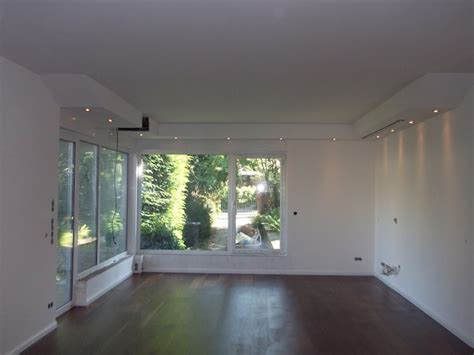 spots wohnzimmer licht aus spot an umbau beleuchtung decke elektrik