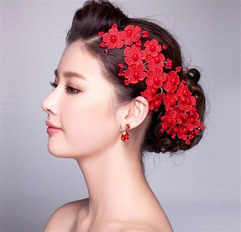 Wedding Hair Accessories Lace Dress by The New Handmade Headdress Korean Lace Wedding