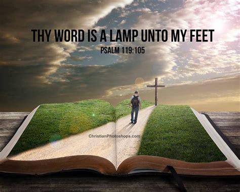 l unto my thy word is a l unto my special quotes