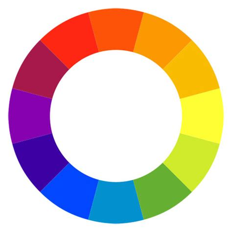 color wheel just because it is a color wheel doesn t mean that it is