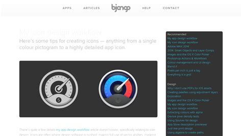 icon design workflow new web design and development resources 7 may edition