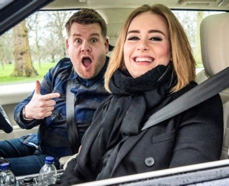 james corden and adele relationship this pair tho we love adele and james corden as a