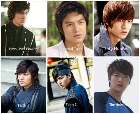 film korea lee min ho dan yoon eun hye the hair makes the character lee min ho edition soompi