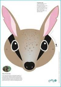 printable endangered animal masks 79 best images about endangered animal crafts on pinterest