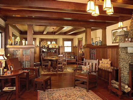 Prairie Style Homes Interior by Prairie Style Interior Design Craftsman Style Interior