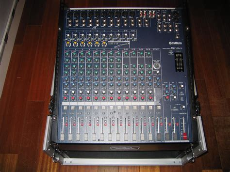 Mixer Yamaha Mg166cx Bekas yamaha mg166cx image 398800 audiofanzine