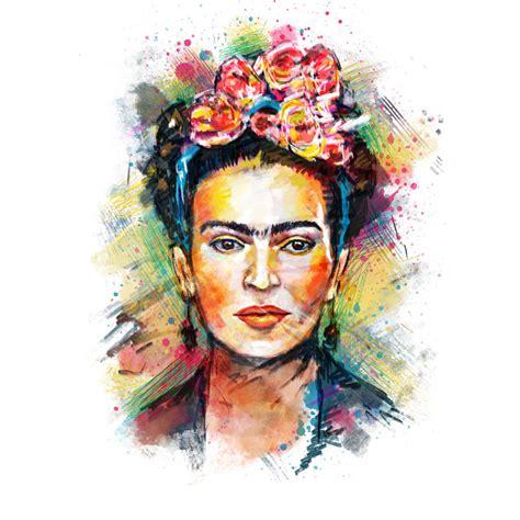 imagenes figurativas de frida kahlo frida kahlo by design by humans on deviantart