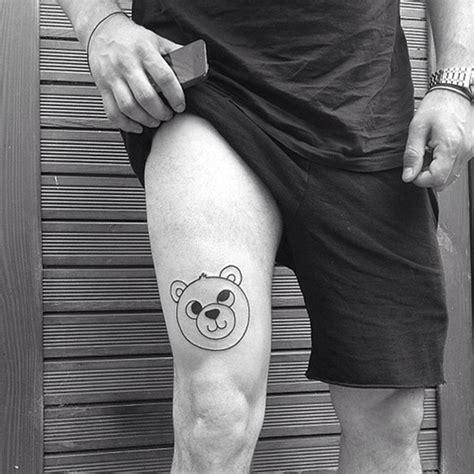 leg tattoo for men tattoos for men