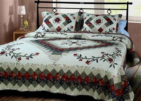Cotton King Quilt by Buy Treasure Quilt Luxury Oversize King Cotton