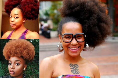 hairstyles with afro puffs hairstyles for black women archives hairstyles haircuts