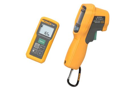Measuring Tool Fluke 414d Laser Distance Meter Meteran Digital laser distance meters from fluke
