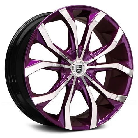 Handmade Wheels - lexani 174 lust wheels custom painted rims