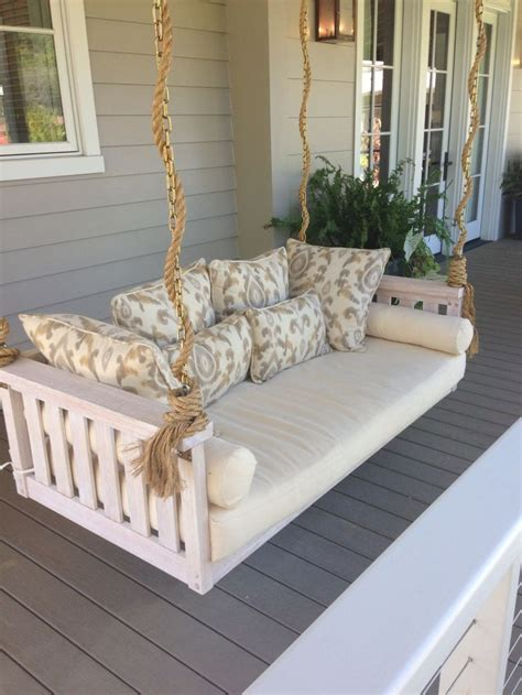 porch swing bed mattress best 20 porch bed ideas on pinterest hanging porch bed