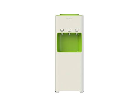 Water Dispenser Polytron electronic city polytron water dispenser white green pwc 108