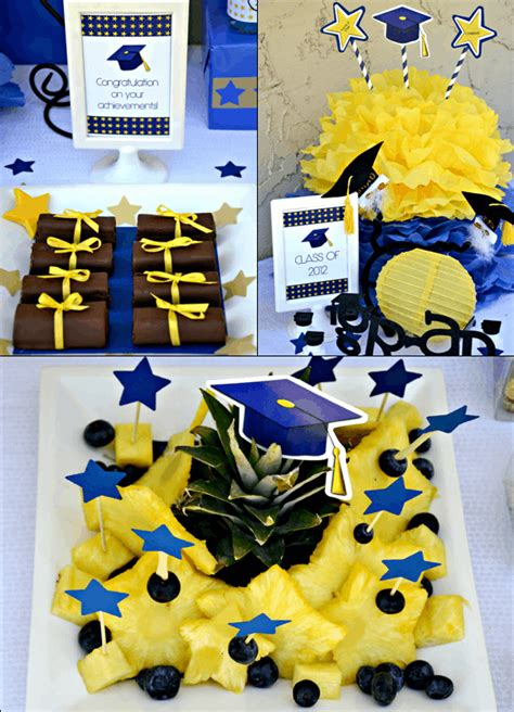 themes college college graduation party decoration ideas party themes