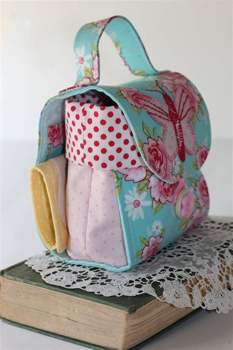 Mug Bags Patchwork Pattern - i had my on this mug bag for quite a while it just